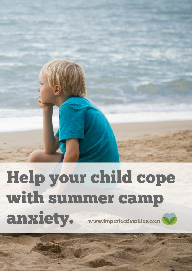 Are you sending your child to camp this summer? Not every child is excited about overnight camp , day camp, sports camp or VBS. Help your kids cope with worries and manage their anxiety using this sample script and brainstorming ideas.